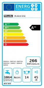 Eco information - PG 8133 SCVi